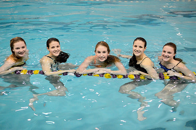 Erica Miller @togianphotog - The Saratogian    The Ballston Spa Swimming and Diving team had 5 girls that will be competing in the State Finals in Ithaca this weekend.   SAR-l-BspaSwim10
