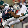 Eagles Patriots Football