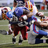 Redskins Giants Football