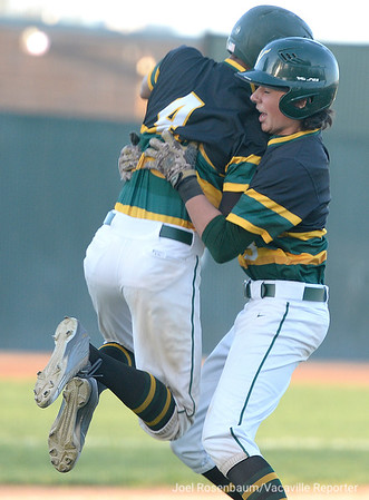 28-3-2018 Vanden Baseball vs American Canyon