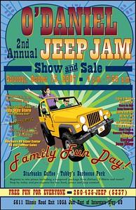 Jeep Jam 07 Poster