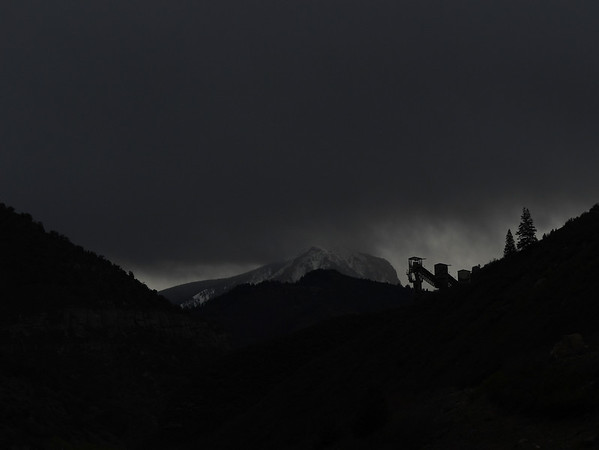2016-05-14 Coal mining in Colorado