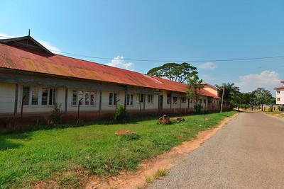 Land surveys department