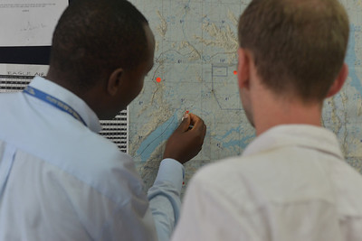 Preparation work with the local aviation authorites - Uganda
