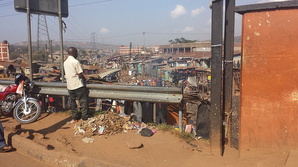 Kampala panorama