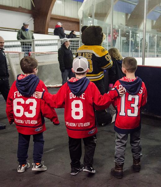 Lynn Youth Hockey night 07