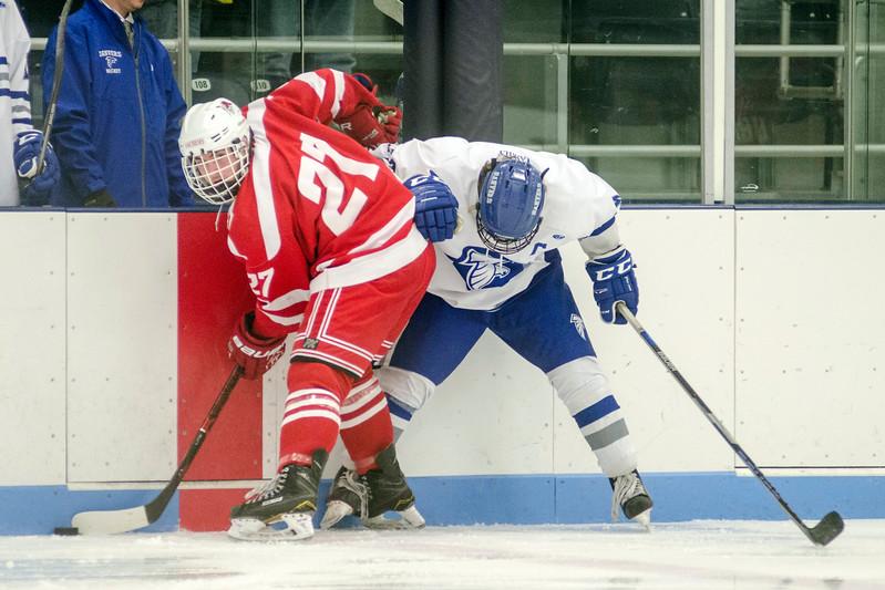 Saugus at Danvers hockey 10