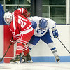 Saugus at Danvers hockey 10