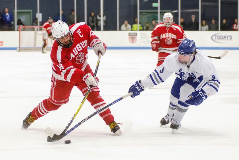 Saugus at Danvers hockey 07