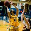 1 15 21 Spellman at St Marys girls basketball 8