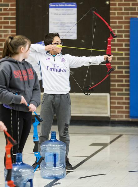 Saugus archery class 5