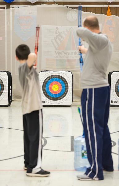 Saugus archery class 6