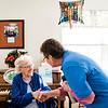 1 9 20 Lynn Dorothy Macaione turns 100 12
