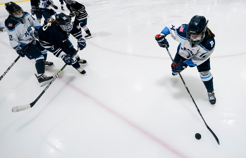 1 16 21 Winthrop at Peabody girls hockey 1