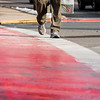 1 24 20 Saugus crosswalk paint