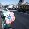 Lynn Liberty Tax signholder 1