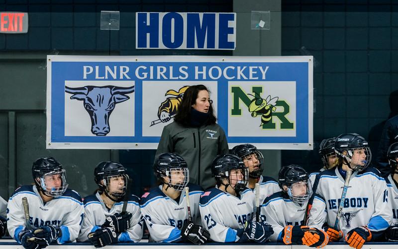 1 25 20 Oakmont at Peabody girls hockey 3