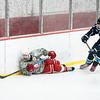 1 26 19 Peabody at Saugus boys hockey 4