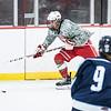 1 26 19 Peabody at Saugus boys hockey 14