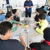 Marshall students learn english 3