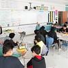 Marshall students learn english 2