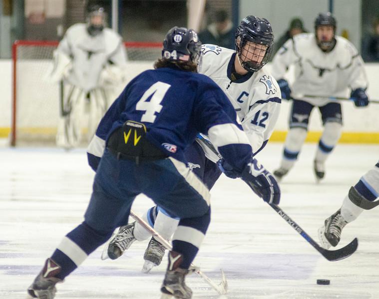 Peabody vs. Lynnfield boys hockey08