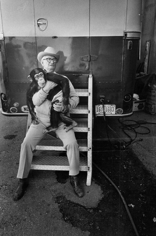 . OCT 2 1979 - Ringling Brothers, Barnum and Bailey Circus. (Kenn Bisio/The Denver Post)