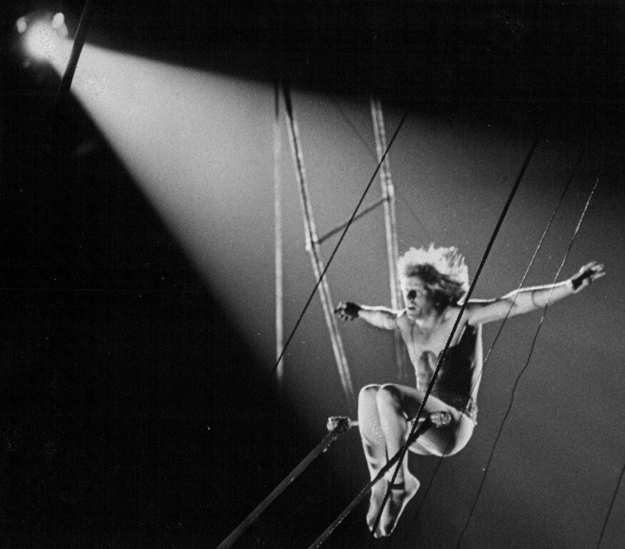 . SEP 29 1976 - Ringling Brothers, Barnum and Bailey Circus. (Ernie Leyba/The Denver Post)