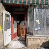 The door was still open at the burned out Cutters Family Hair Care salon in Genoa on Jan. 5, three days after the building was engulfed in flames. Owner Jennifer Kohler has said she is going to reopen.
