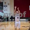 Sam Buckner for Shaw Media.<br /> Tanner Lutz shoots free throws on Friday January 6, 2017.