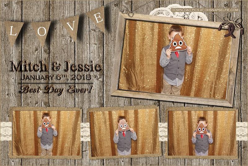 010618 - Mitch + Jessie