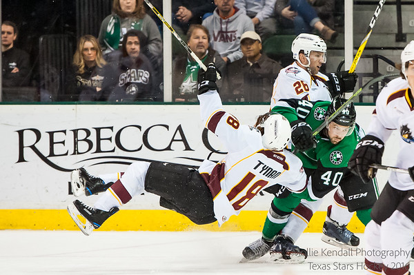 01-07-17 Texas Stars vs Cleveland Monsters