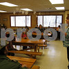 Sarah Tobias teaches the Wee Naturalist class at Russell Woods Forest Preserve Natural Resource Center.