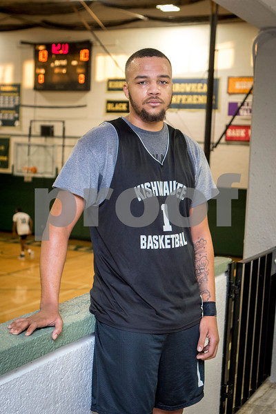 Sam Buckner for Shaw Media.<br /> Luke Davis Poses for a picture on Wednesday January 9, 2019 at Kishwaukee College.