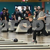Sam Buckner for Shaw Media.<br /> Austin Verhaeghe throws the ball on Thursdsday January 11, 2018 during the NIB12 conference meet.
