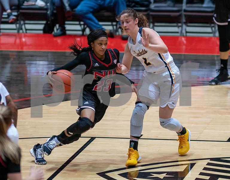 NIU Womens Basketball Vs Toledo