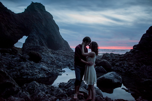 01/14/18 Coast Woods Engagement