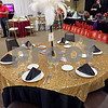Ideas for table settings are displayed Sunday at the 16th annual Wedding Expo at Faranda's in DeKalb.