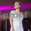 Briana Doden models an Aleis Kay wedding gown. Doden has been working with the bridal store since her own wedding.