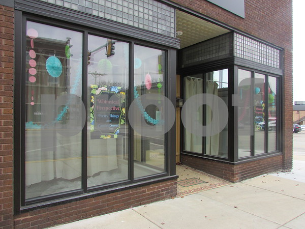 Laura and Ron Bright of Sycamore plan to open a home decorating store called Whimsical Perspective in mid-March at the formerly vacant space at 366 W. State St. in downtown Sycamore.