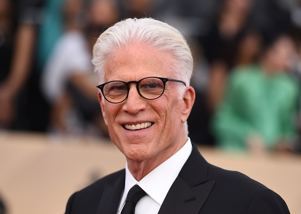. Ted Danson arrives at the 24th annual Screen Actors Guild Awards at the Shrine Auditorium & Expo Hall on Sunday, Jan. 21, 2018, in Los Angeles. (Photo by Jordan Strauss/Invision/AP)
