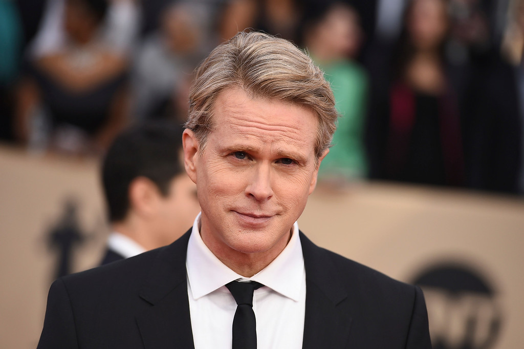 . Cary Elwes arrives at the 24th annual Screen Actors Guild Awards at the Shrine Auditorium & Expo Hall on Sunday, Jan. 21, 2018, in Los Angeles. (Photo by Jordan Strauss/Invision/AP)