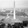 African American  Solodarity Day 1968