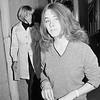 Manson Follower In Court 1970