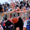 Kaneland at Yorkville girls varsity basketball
