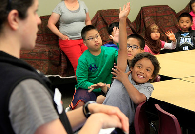 Summer school at Ruby Bridges Elementary SChool Alameda
