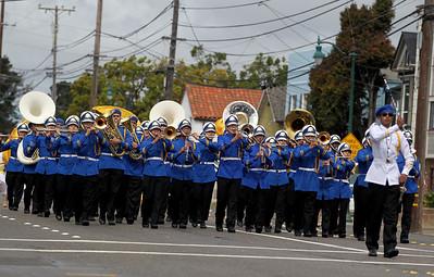 Encinal High School Extravaganza of Bands Alameda