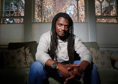 Damien Brown William, former inmate turned Shakespearian actor