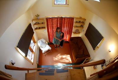 KAREN CHAPPLE TINY HOUSE