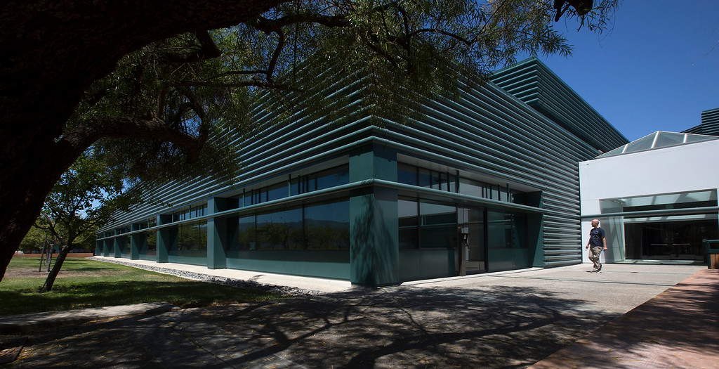 . IBM Almaden Labs is set in a scenic area in San Jose, Calif., Wednesday, Aug. 3, 2016.  IBM Almaden Labs will celebrate its 30th anniversary on August 11.  (Patrick Tehan/Bay Area News Group)